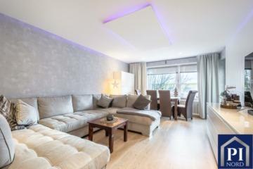 Hochwertig renovierte Eigentumswohnung mit Balkon in zentraler Lage, 24109 Kiel, Etagenwohnung