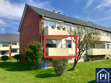 Schön geschnittene Erdgeschosswohnung in begehrter Lage von Laboe!, 24235 Laboe, Wohnung