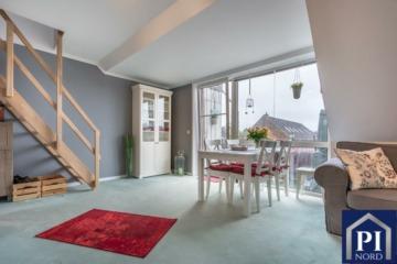 Genießen Sie Ihre Freizeit auf dem großen Balkon Ihrer neuen, individuellen Wohnung!, 24248 Mönkeberg, Dachgeschosswohnung