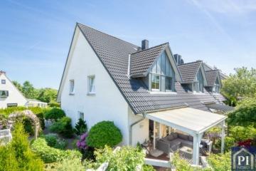 Schmuckes Reihenendhaus in ruhiger Sackgassenlage mit ca. 125 m², 24223 Schwentinental, Reiheneckhaus