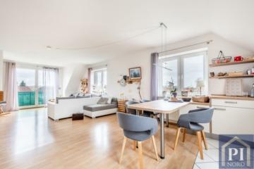 Chice, moderne Maisonette Wohnung in ruhiger Lage von Melsdorf!, 24109  Melsdorf, Etagenwohnung