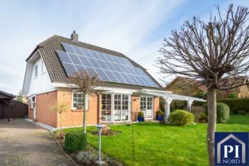 Familienfreundliches Einfamilienhaus mit 5-Zimmern und Traumgrundstück!, 24217 Fiefbergen, Einfamilienhaus