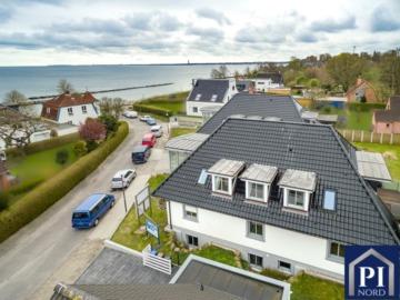 Letzte Eigentumswohnung mit Meerblick in ruhiger Sackgassenlage – nur 50 m zum Strand!, 24159 Kiel, Erdgeschosswohnung