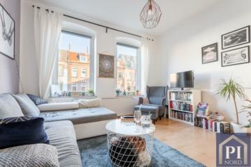 Vermietete Eigentumswohnung – Uninah!, 24116 Kiel, Etagenwohnung