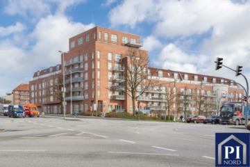 Begehrte und zentrale Wohnung mit TG-Stellplatz, Balkon, Aufzug und vielem mehr!, 24143 Kiel, Etagenwohnung