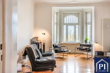 BEEINDRUCKENDES AMBIENTE IN JUGENDSTILHAUS, 24103 Kiel, Wohnung