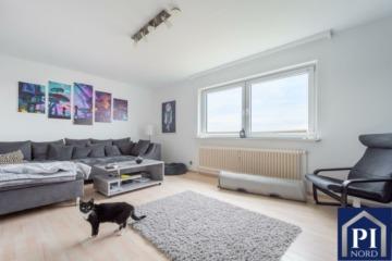 Hochwertig renovierte Wohnung (2013) mit Wohnküche Loggia, 24768 Rendsburg, Etagenwohnung