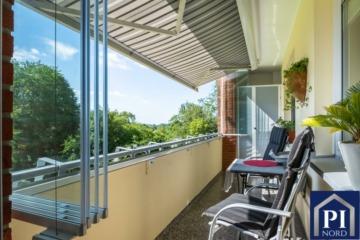 Renovierte 3,5 Zimmer Wohnung mit Stellplatz und Aufzug!, 24113 Kiel, Etagenwohnung