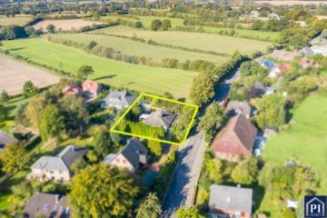 Vermietetes Einfamilienhaus in ländlicher Randlage: Verkauf gegen GEBOT, 24107 Quarnbek, OT Stampe, Bungalow