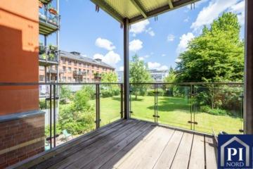 Modern, hell und gut geschnitten. Eigentumswohnung in Top Lage von Kiel!, 24106 Kiel, Etagenwohnung
