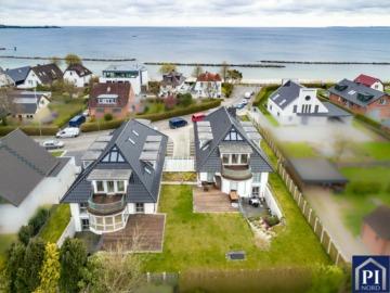 Erdgeschosswohnung in Strandvilla mit Meerblick 50 m zum Strand!, 24159 Kiel, Erdgeschosswohnung