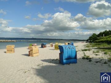 Traumhafte Penthousewohnung mit Meerblick- nur 50 m zum Strand!, 24159 Kiel, Dachgeschosswohnung