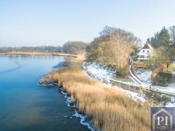 Großes Wassergrundstück in Traumlage mit Bestandsgebäude!, 24354 Rieseby, Einfamilienhaus