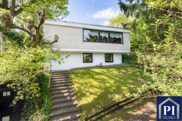 Architektenhaus mit 115 m² Wohn-Nutzfläche und Fernblick!, 24113 Molfsee, OT Rammsee, Einfamilienhaus