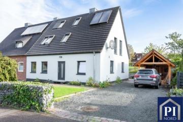Das moderne Eigenheim in unmittelbarer Strandnähe, 24229 Schwedeneck, Doppelhaushälfte