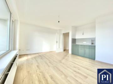 Erstbezug nach Renovierung. Tolle Wohnung mit Wasserblick und Tiefgaragenstellplatz, 24340 Eckernförde, Etagenwohnung
