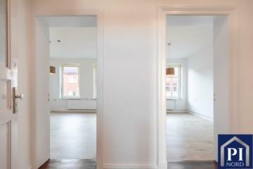 Renovierte 2 Zimmer Wohnung mit Balkon in Toplage von Kiel.Bezugsfrei!, 24114 Kiel, Etagenwohnung