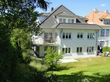 Exklusive 4-Zimmerwohnung mit großzügiger Terrasse in Düsternbrook, 24105 Kiel, Etagenwohnung
