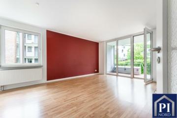 Lebensqualität im Brauereiviertel. Wohnung mit Balkon, Garten und Stellplatz!, 24118 Kiel, Etagenwohnung