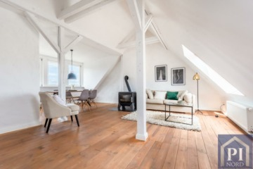 Penthouse mit Blick über die Kieler Förde – bezugsfrei!, 24149 Kiel, Penthousewohnung