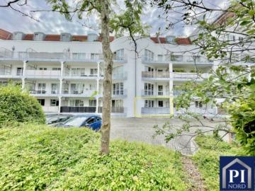 Stilvolle Erdgeschosswohnung mit Loggia – Aufzug – Tiefgaragenstellplatz!, 24143 Kiel, Etagenwohnung