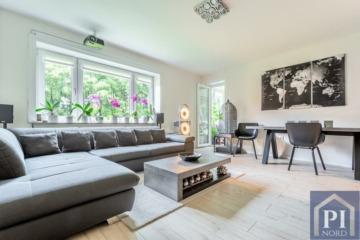 Rundum renoviert! – Moderne Eigentumswohnung im begehrten Stadtteil Kiel-Wik, 24106 Kiel, Etagenwohnung